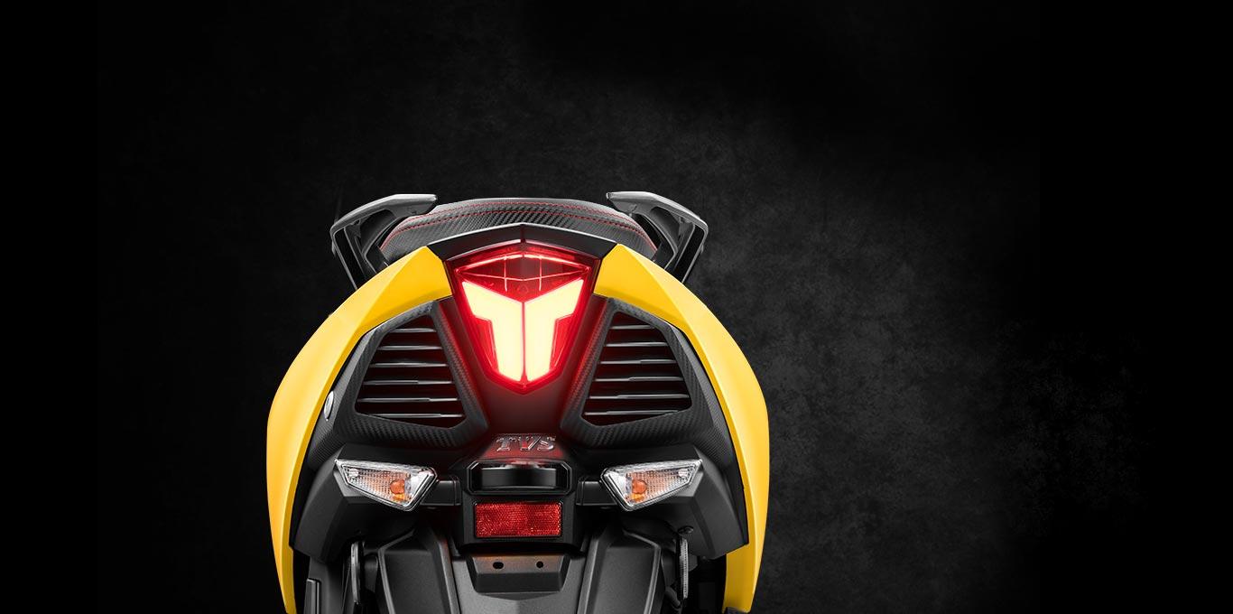 Óptica Trasera T de diseño exclusivo