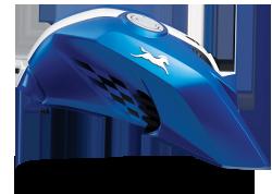 Azul competición